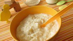Aprende cuándo y cómo introducir los cereales en la dieta del bebé