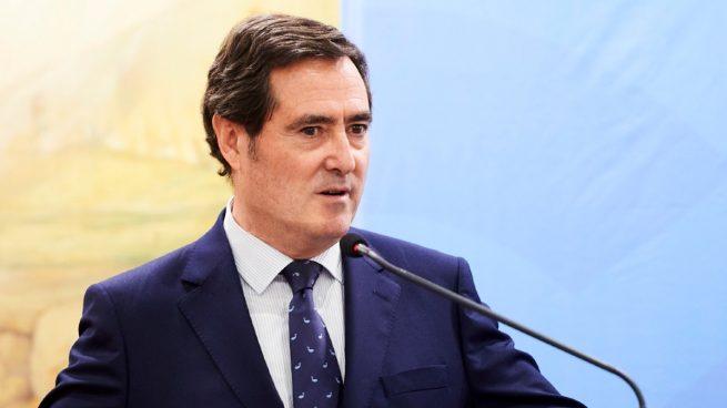 Garamendi responde a Podemos: es