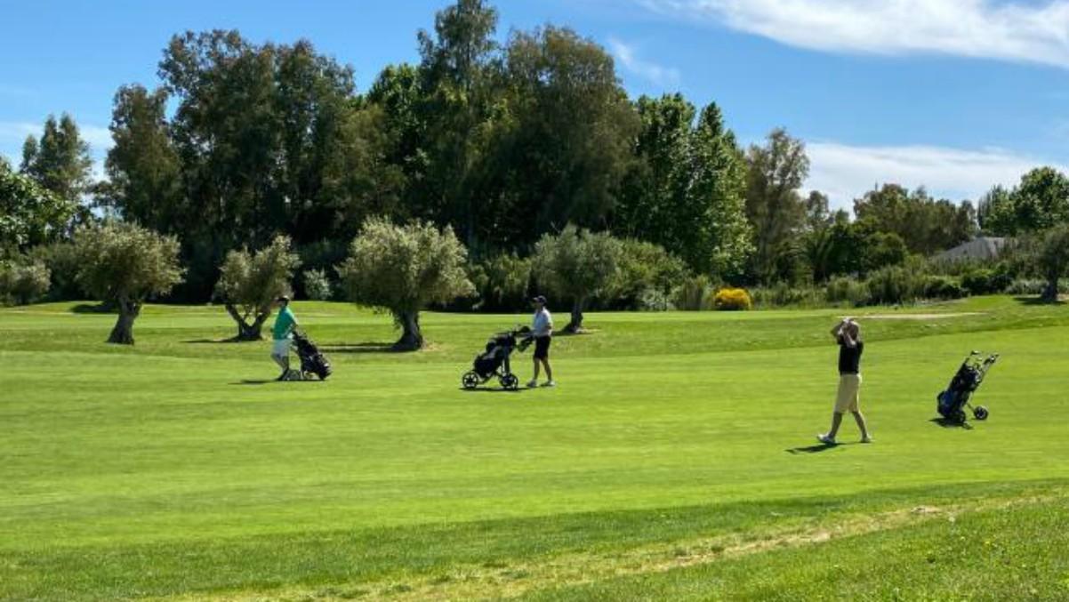 A partir del lunes se podrá jugar al golf en toda España. (Real Federación Española de Golf)
