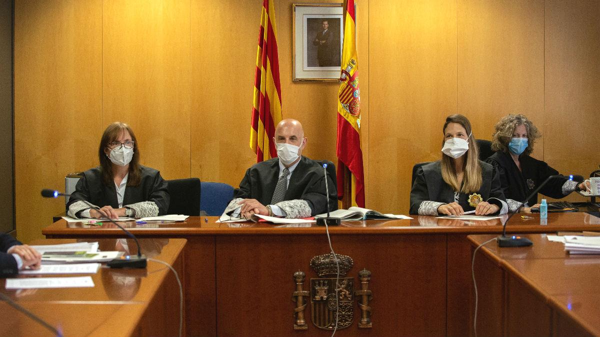 La Fiscalía defiende permitir a Vox manifestaciones en coche en las capitales catalanas. (Foto: Europa Press)