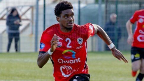 Jordan Diakiese, durante un partido. (Europa Press)