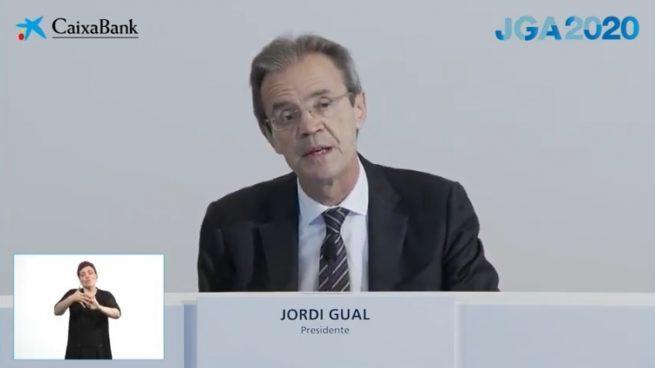 Jordi Gual pide a Europa un «mayor esfuerzo fiscal y coordinado» en la lucha contra el coronavirus