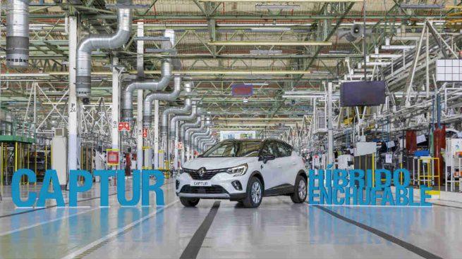 Buena noticia para Renault Valladolid: la fábrica construirá el nuevo Captur híbrido enchufable