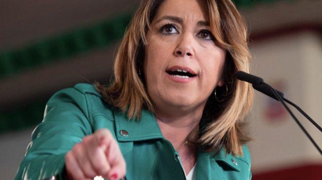 Susana Díaz, líder del PSOE-A.