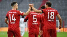 Bundesliga: Bayern de Múnich – Eintracht Frankfurt, en directo