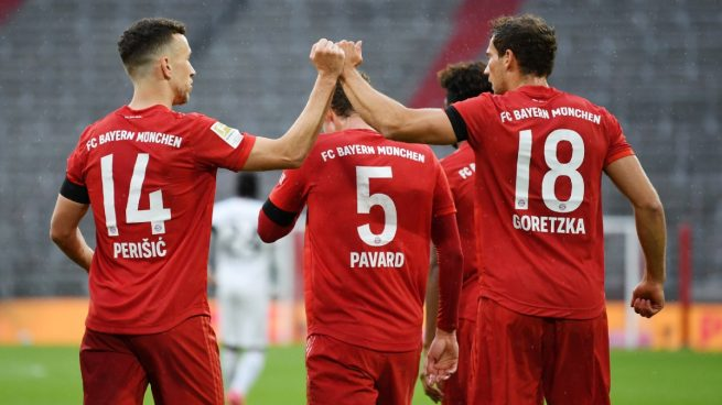 Bayern de Múnich – Eintracht Frankfurt: Resultado, resumen y goles de los partidos de la jornada 27 de la Bundesliga