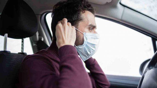 Coronavirus en el coche