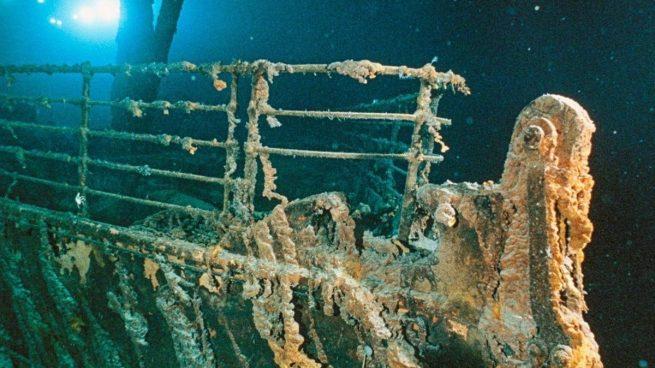 Romperán los restos del Titanic para rescatar el telégrafo