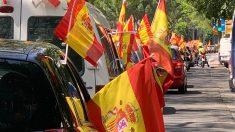 Manifestación de este sábado en Sevilla.