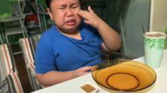 Facebook: Un niño se emociona al volver a comer su McMenú después del confinamiento