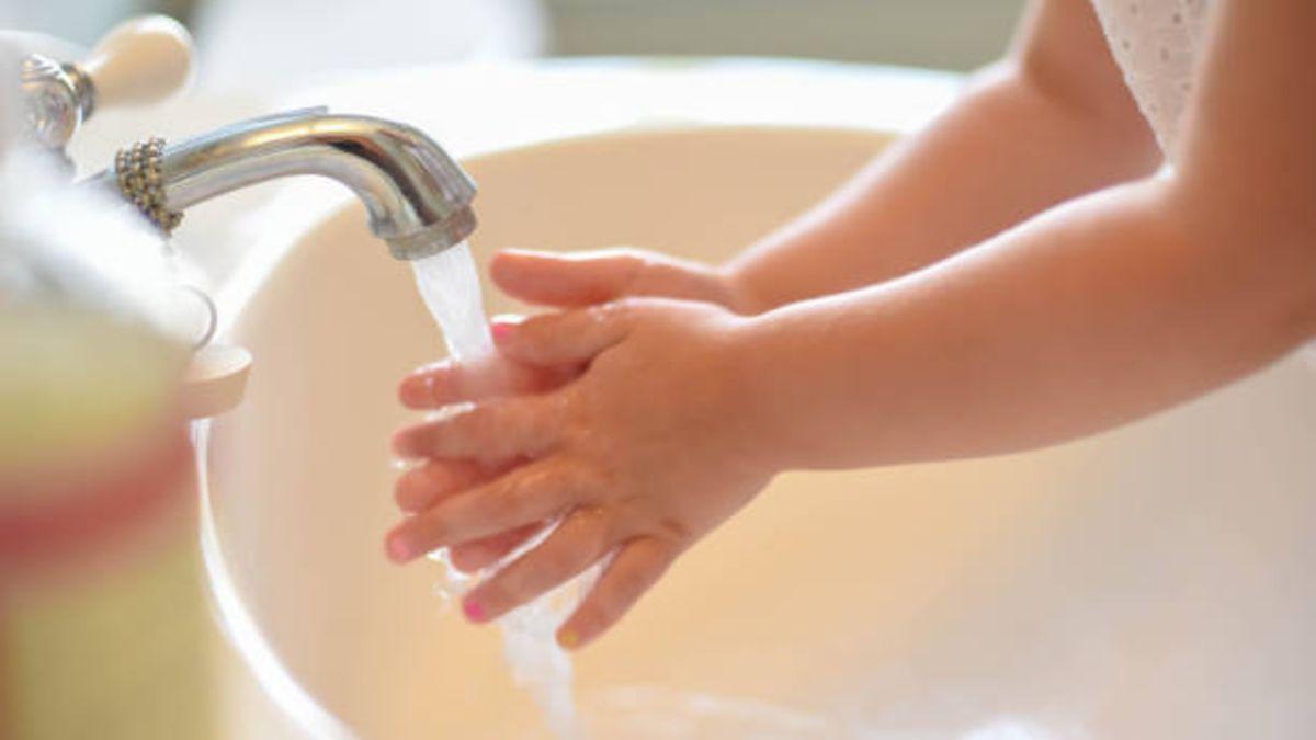 Todas las pautas a seguir para garantizar la higiene de los niños