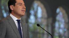 El presidente de la Junta de Andalucía confía en que haya movilidad en toda España a finales de junio