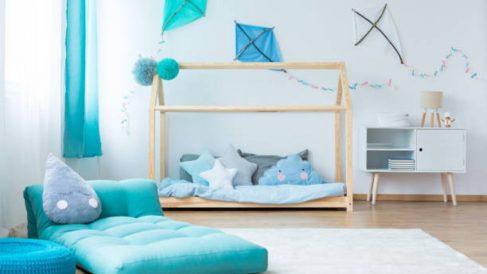 los mejores modelos de camas Montessori