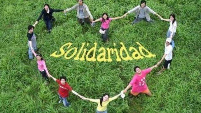 repasamos las frases de solidaridad.