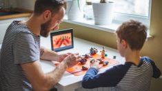 Un estudio ha concluído los beneficios de apoyar a los hijos creativos