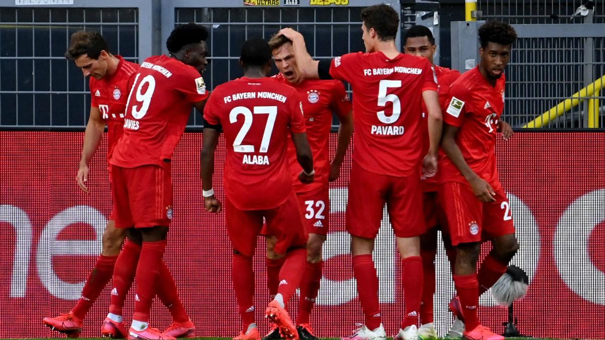 Bundesliga | En directo: Borussia Dortmund vs Bayern de Múnich. (AFP)