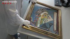 Falsificación 'Le Peintre' de Pablo Picasso. Foto: EP