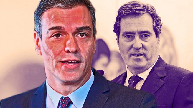 El Gobierno trata de seducir a la CEOE para retomar el diálogo social tras su pacto a hurtadillas con Bildu