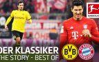 Borussia – Bayern: Hora y dónde ver por TV el partido de hoy de la Bundesliga online en directo