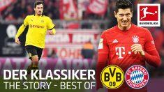 Borussia – Bayern: horario y dónde ver en directo el partido de la Bundesliga