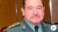 El teniente general Pablo Salas Moreno, nuevo DAO de la Guardia Civil.