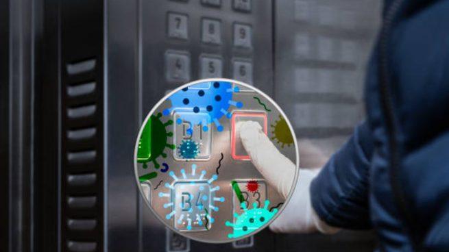 covid-19 ascensor