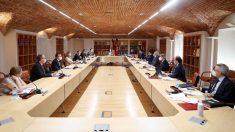 Consejo de Gobierno de la Comunidad de Madrid. Foto: EP