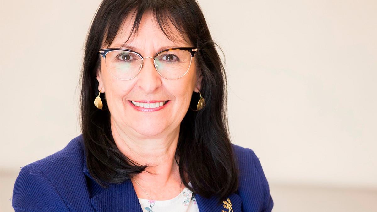 Elisa Durán, directora general adjunta de la Fundación 'la Caixa'