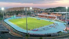 Estadio de La Nucía.