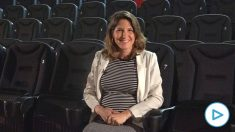 Carolina Góngora, tercera generación de la familia propietaria del Cine Paz de Madrid. Entrevista sobre la desescalada de los cines en España después del coronavirus.