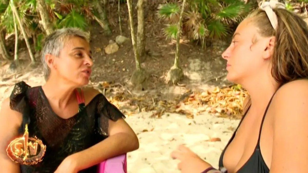Rocío y Ana María