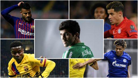 El Barça no tiene ni sitio ni dinero para el regreso de sus cedidos.