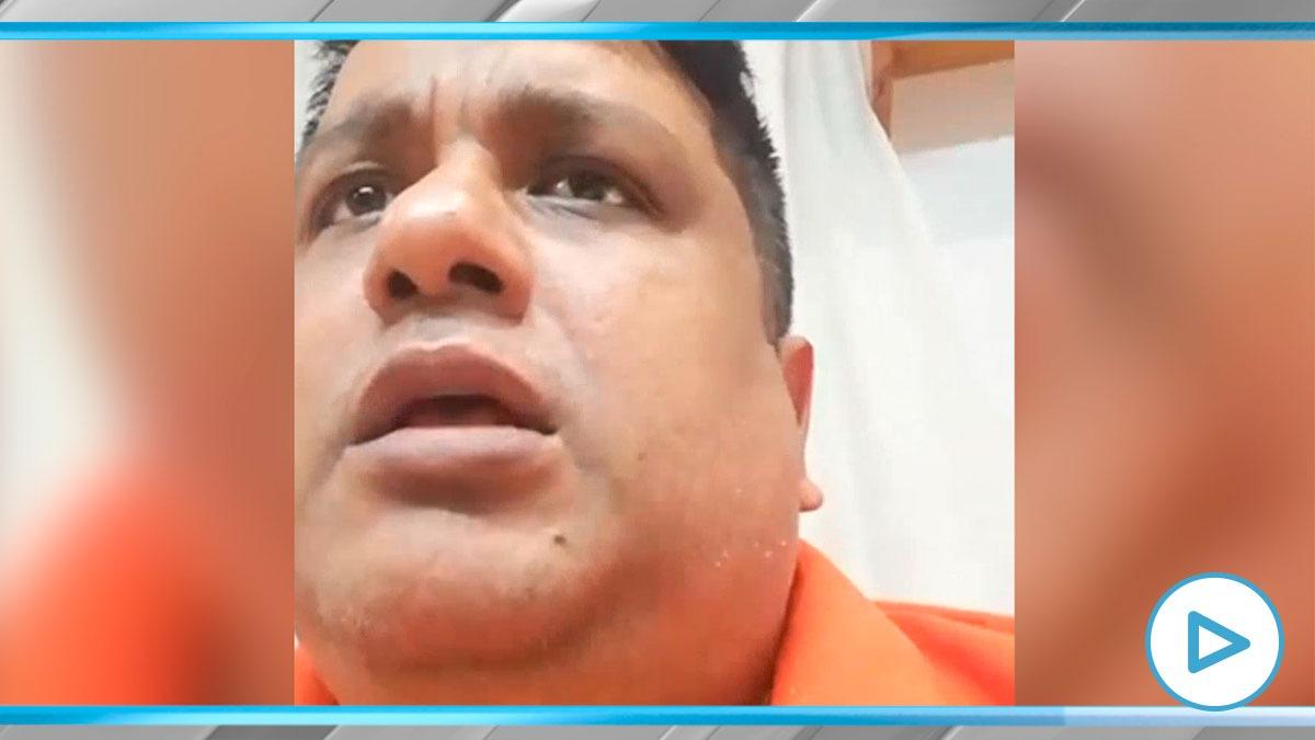 Mohhamed Fazle Elahi, uno de los testigos que fueron interrogados por la Guardia Civil en las diligencias ordenadas por la juez Carmen Rodríguez-Medel.