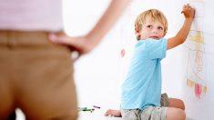 Los motivos por los que no sirve de nada enfardarse con los niños cuando se portan mal