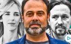 Iglesias carga contra los «grandes apellidos» pero tiene a un primo de Álvarez de Toledo en sus filas