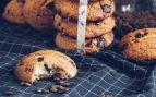 Receta de galletas de café y nata al microondas