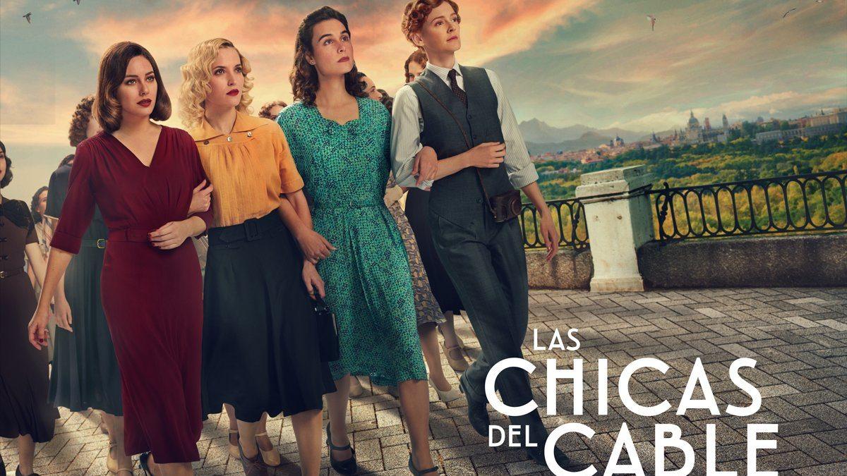 Vuelven 'Las chicas del cable' a Netflix