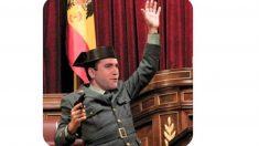 Montaje hecho por un concejal socialista de García Egea.