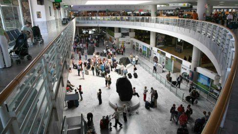 Aeropuerto de Lanzarote – CEDIDO POR CABILDO DE LANZAROTE – Archivo