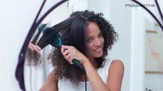 Este cepillo garantiza un alisado perfecto en un par de minutos