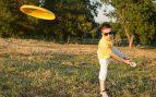 hacer un frisbee