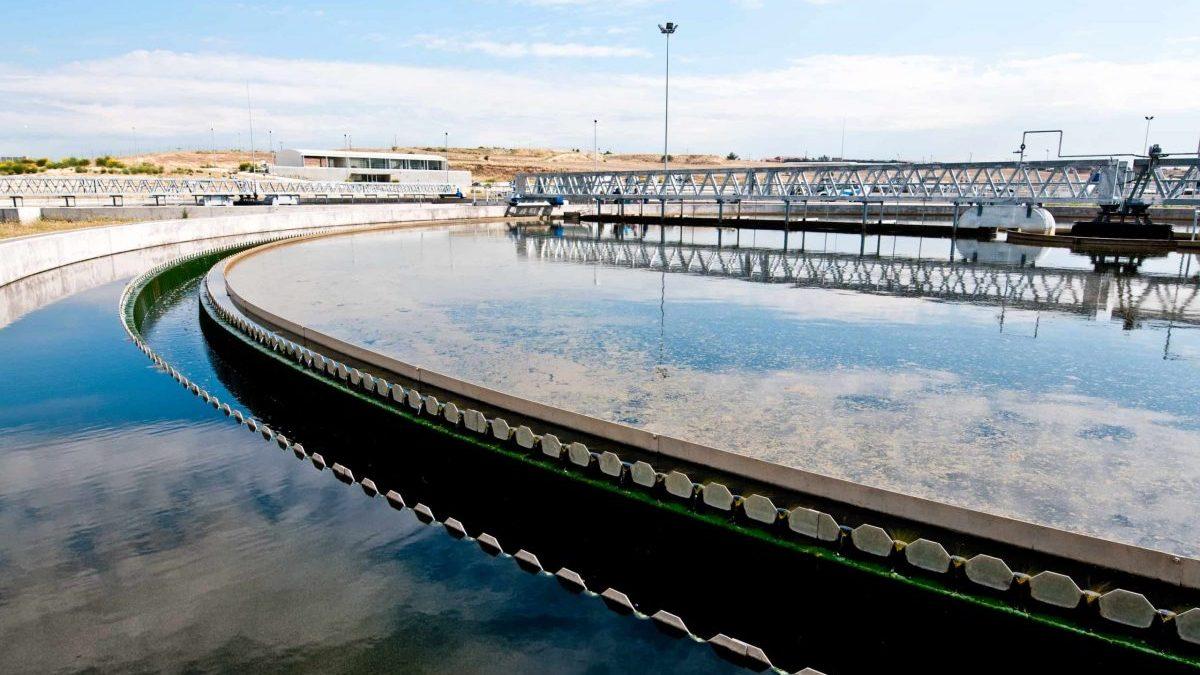 Plantas de depuración de aguas residuales @Canal Isabel II