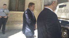 El empresario mexicano Alonso Ancira, detenido en Mallorca.