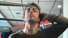 Fernando Alonso durante un entrenamiento. (@Alo_oficial)