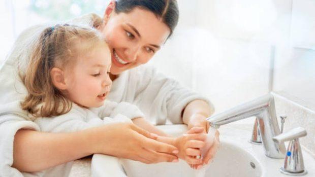 Lavado de manos: Tres errores que los niños pueden estar cometiendo