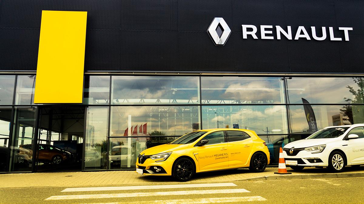 La planta de Palencia de Renault
