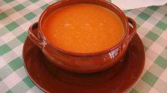 Receta del más delicioso gazpacho tradicional