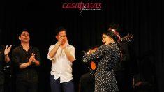 Imagen del cartel de una actuación de flamenco en 'Casa Patas'. – (Casa Patas)