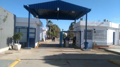 CETI de Melilla.