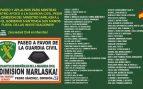 Convocan una protesta hoy a las 20:30 horas frente a los cuarteles para pedir la dimisión de Marlaska